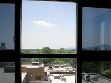 京都府京都市で遮熱断熱フィルム施工