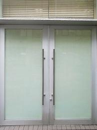 千葉県千葉市でプライバシー対策窓フィルム施工