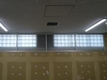 大阪府藤井寺市で遮熱断熱窓フィルム施工