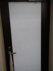 愛知県名古屋市でプライバシー対策フィルム施工
